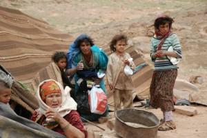 mulher nomada